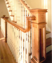 Stairworks, Inc manufactures and installs wood stairs and handrails. The area's premier wood staircase manufacturer specilizing in wooden circular staircases. Providing high quality stair products and services to homeowners, remodelers, contractors and builders in Eastern PA and Souther NJ.